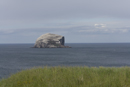 The Bass Rock in the Firth of Forth, Scotland